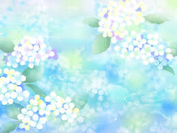 pastel flowers backgrounds for powerpoint flower ppt templates 6502