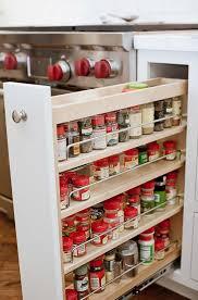 Kitchen Cabinet Spice Organizers Best 25 Kitchen Spice Racks Ideas On Pinterest Spice Racks