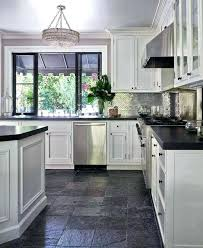 black and white tile kitchen ideas black and white tile kitchen floor fitbooster me