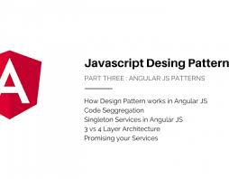 pattern js design pattern in large scale javascript application part 1 of 8