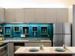 Kitchen Backsplash Blue Unexpected Kitchen Backsplash Ideas Hgtv U0027s Decorating U0026 Design