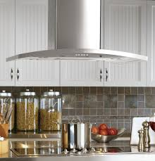 vent hood over kitchen island ge profile series 36