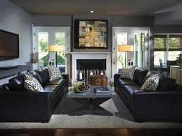 Hgtv Livingrooms by Cool 10 Gray Family Room Decorating Ideas Design Ideas Of Best 25