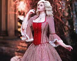 alternative wedding gown gothic bridal victorian steampunk