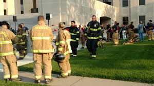 Firefighters Stair Climb by Nd 9 11 Memorial Stair Climb Attracts More Than 85 Participants
