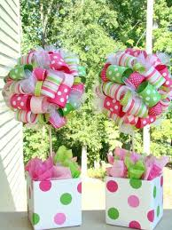 Candy Topiary Centerpieces - 40 best center pieces images on pinterest diy crafts and