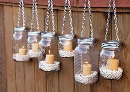 Diy Interior Design Ideas Creative Creations Of Diy Hanging Lanterns By Using Creamy Candle