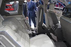 volkswagen crossblue interior volkswagen crossblue concept 21 vwvortex