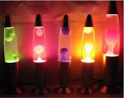 plug in candle night light decorative light lava l water candle lights creative bedside