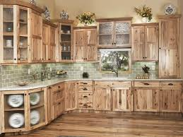 kitchen desaign rustic wood kitchen cabinets custom wood kitchen