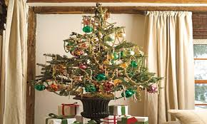 Pre Decorated Tabletop Christmas Trees by Decorating Wonderful Tabletop Christmas Tree For Chic Pre Lit