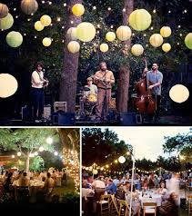 backyard wedding how to outdoor furniture design and ideas