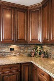 kitchen backsplash cherry cabinets backsplash pictures with cherry cabinets kitchen photos tile ideas