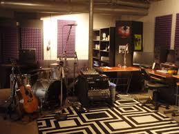 Game Room Basement Ideas - smart inspiration basement studio ideas recording studio and game