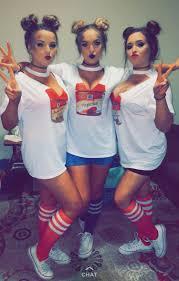 Funny Girls Halloween Costumes Spice Girls Costume Halloween Costume Pinterest Spice Girls