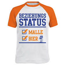 t shirt sprüche männer männer t shirt beziehungsstatus bier