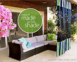 Outdoor Mesh Screen by Hanging Outdoor Shade Screen They Link You To Fabric Depot For