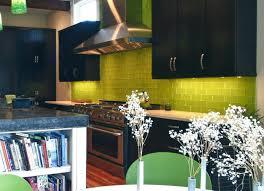 subway tile backsplash in kitchen yellow subway tile backsplash subway tile construction km kitchen
