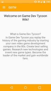 game dev tycoon mod wiki game dev tycoon wiki 1 2 0 laden sie apk für android herunter aptoide
