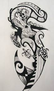 tribal chinese dragon tattoos 219 best tribal designs images on pinterest tribal tattoo