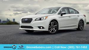 subaru van 2015 2017 subaru legacy walkaround features and updates youtube