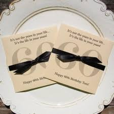 60th birthday party favors 60th birthday party favors and izzie designs