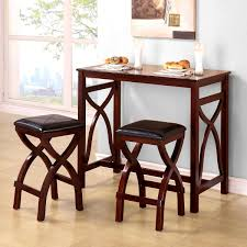 Telescoping Dining Table by Dining Sets For Small Spaces Canada Dinette Dining Sets For Small