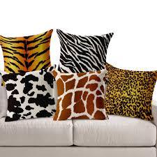 tiger print sofa centerfieldbar com