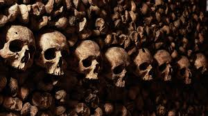 would you dare spend halloween in the paris catacombs cnn travel