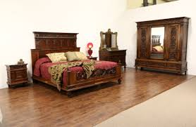 Antique White King Bedroom Sets Modern Bedroom Sets King Marble Decoration Pieces Italian