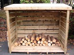 Diy Firewood Rack Plans by Outdoor Firewood Rack Plans