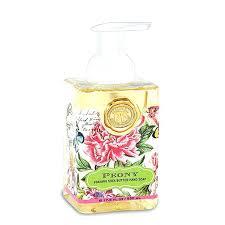 michel design works home fragrance diffuser michel design design works peony foaming hand soap michel design