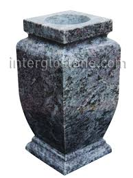Vase For Ashes Interglo Stone Vases And Urns