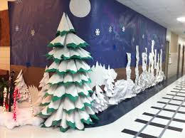 Christmas Door Decorating For Classrooms Christmas Classroom Door Decorations Uncategorized Decorating Front