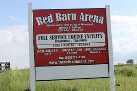 Red Barn Boarding The Red Barn Arena Riding Instructor Workshop