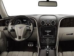 bentley silver wings bentley flying spur saloon review summary parkers