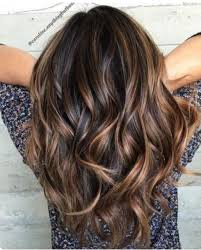25 brunette hair color highlights lowlights