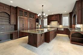 Outdoor Kitchen Stainless Steel Cabinets Pics Of Kitchens With Dark Cabinets Dark Brick L Shaped Outdoor