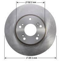 honda civic rotors 2003 honda civic brake rotor