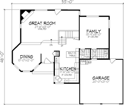 post modern house plans contemporary floor plan 3 bedrms 2 5 baths 2022 sq ft 146 1315