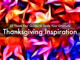 thanksgiving inspiration by blakely aguilar