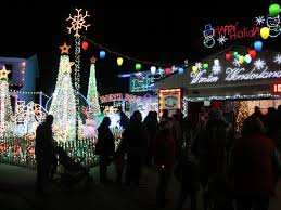 Fantasy Of Lights Los Gatos The Best Holiday Lights In The Bay Area Mapped