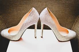 sparkly shoes for weddings gorgeous silver sparkly fairytale wedding at botleys mansion