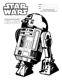 r2d2 coloring pages printable r2d2 colouring pages