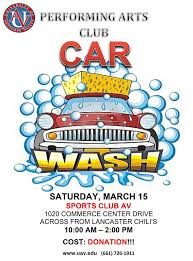 car wash fundraiser flyer 5 best images of car wash flyer template