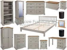 Modern Bedroom Furniture Uk by Solid Wood Bedroom Furniture Sets Ebay