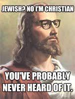 Biblical Memes - hipster jesus the rhetoric of memes