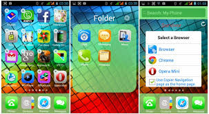 turn android into iphone turn your android phone into iphone with best customization free