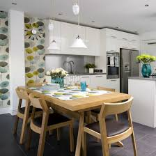 kitchen wallpaper ideas uk kitchen ideas designs and inspiration kitchen feature wall