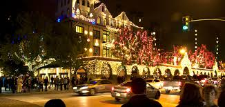 downtown riverside festival of lights festival of lights marks 20th season raincross square